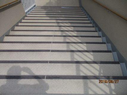 千葉県 マンション 階段清掃